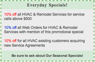 Masons HVAC & Remodel Services